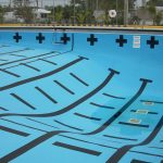 commercial pool lining system