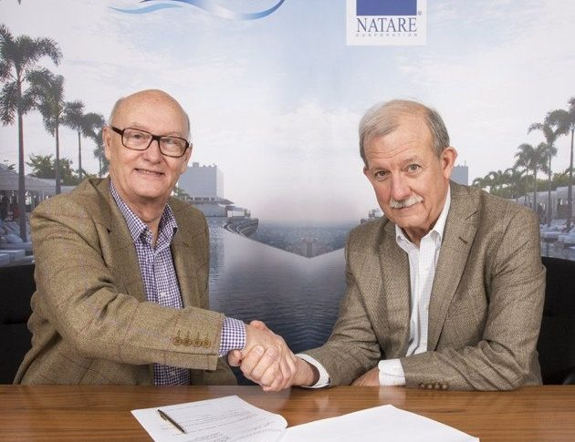wrightfield pools and natare corporation partnership